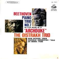 ベートーヴェン ピアノ三重奏曲「大公」オイストラフ