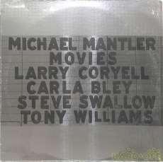 マイケル・マントラー「ムービーズ」|ワット・レコード(輸入 米)