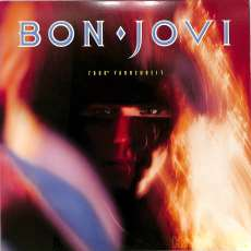 ボン・ジョヴィ「7800°ファーレンハイト」 日本フォノグラム