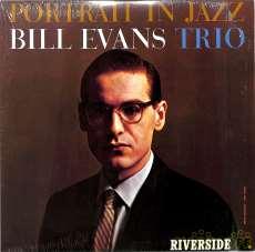 ビル・エバンス「ポートレート・イン・ジャズ」|OJC(リバーサイド 輸入 米)
