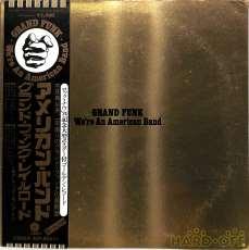 グランド・ファンク「アメリカン・バンド」|東芝音工