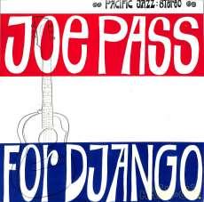 ジョー・パス「フォー・ジャンゴ」|キング