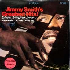 ジミー・スミス「グレイテスト・ヒッツ」|ブルーノート(輸入 米」