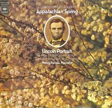 ロンドンシンフォニーオーケストラ「アパラチアの春 他」 ロンドンシンフォニーオーケストラ「アパラチアの春 他」