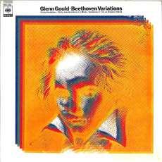 ベートーヴェン 変奏曲集 グレン・グールド|CBSソニー