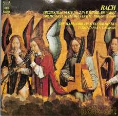バッハ 管弦楽組曲 2,3 カザルス|CBS SONY