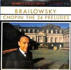 ショパン 24の前奏曲集 ブライロフスキー