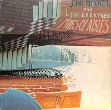ジョニ・ミッチェル・ライヴ!!~マイルズ・オブ・アイルズ|ワーナー・パイオニア