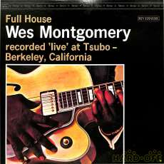 ウェス・モンゴメリー「フル・ハウス」|ビクター音産(リバーサイド)