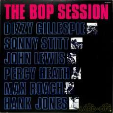 デイジーガレスビー 他「バップ・セッション」|キングレコード