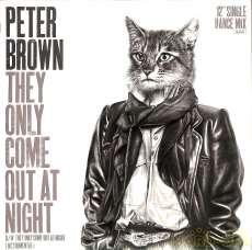 ピーター・ブラウン「カム・アウト・ナイト」|CBSソニー
