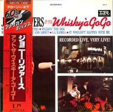 ジョニー・リヴァース「アット・ザ・ウイスキー・ア・ゴゴー」|キングレコード
