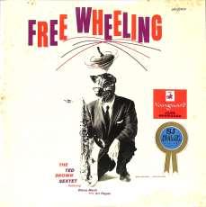 テッド・ブラウン「フリー・ホイーリング」|キングレコード(ヴァンガード)
