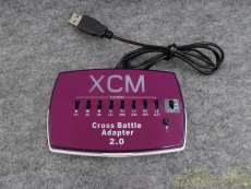 ケーブル・アダプター|XCM