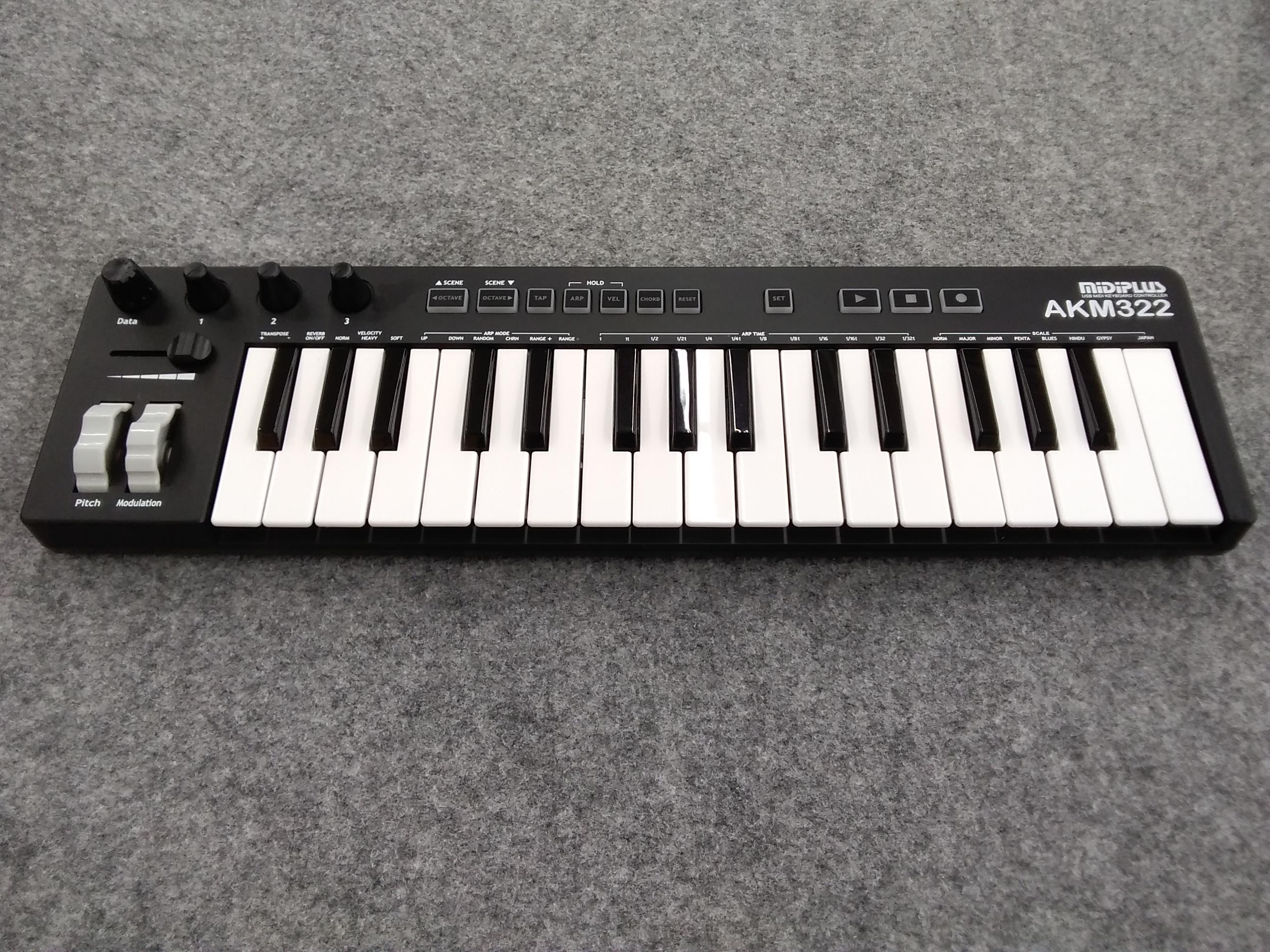 MIDIキーボード|MIDIPLUS