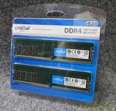 PC4-19200 8GB×2|Crucial