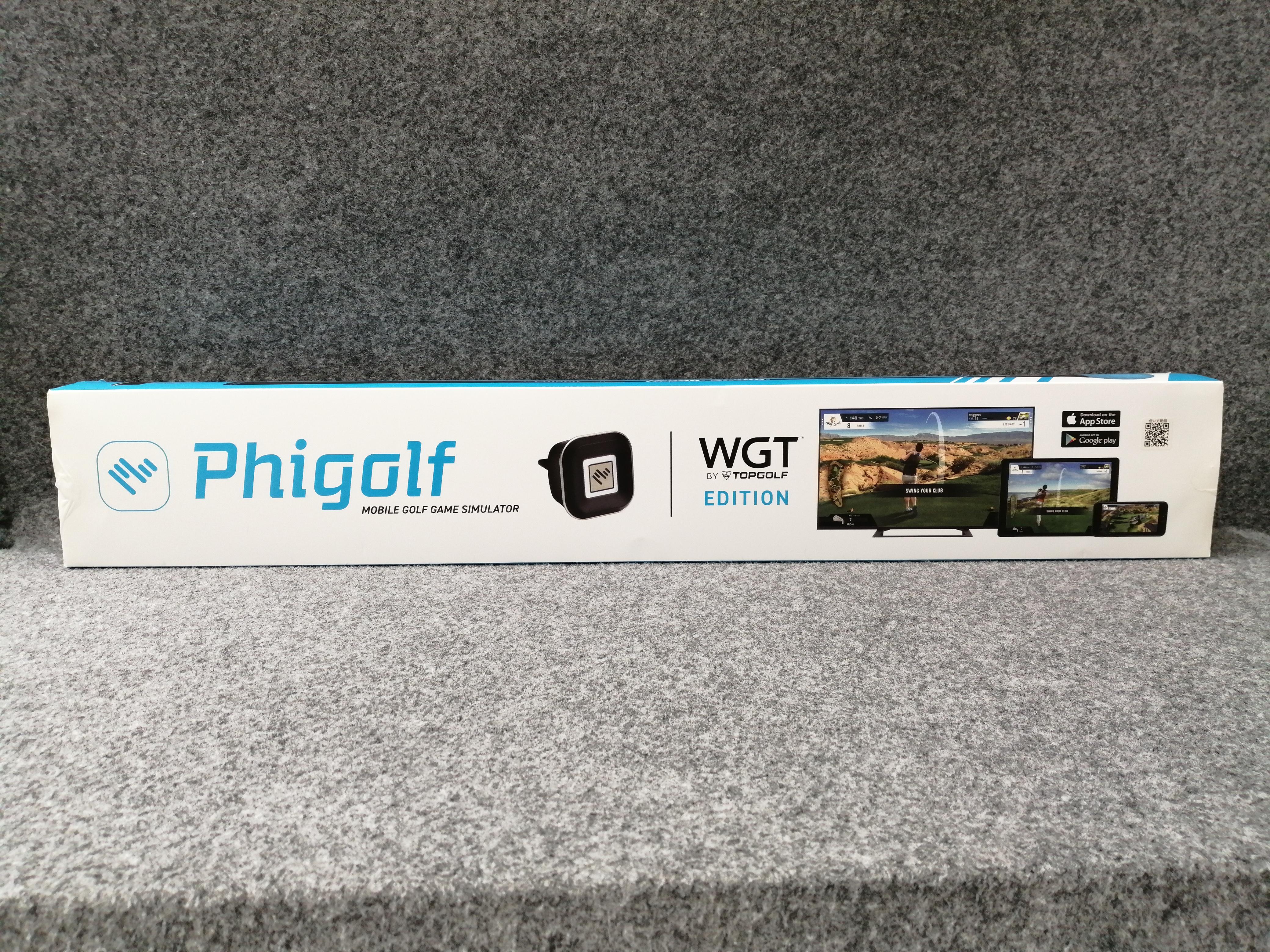 ゴルフシミュレーター|PHIGOLF