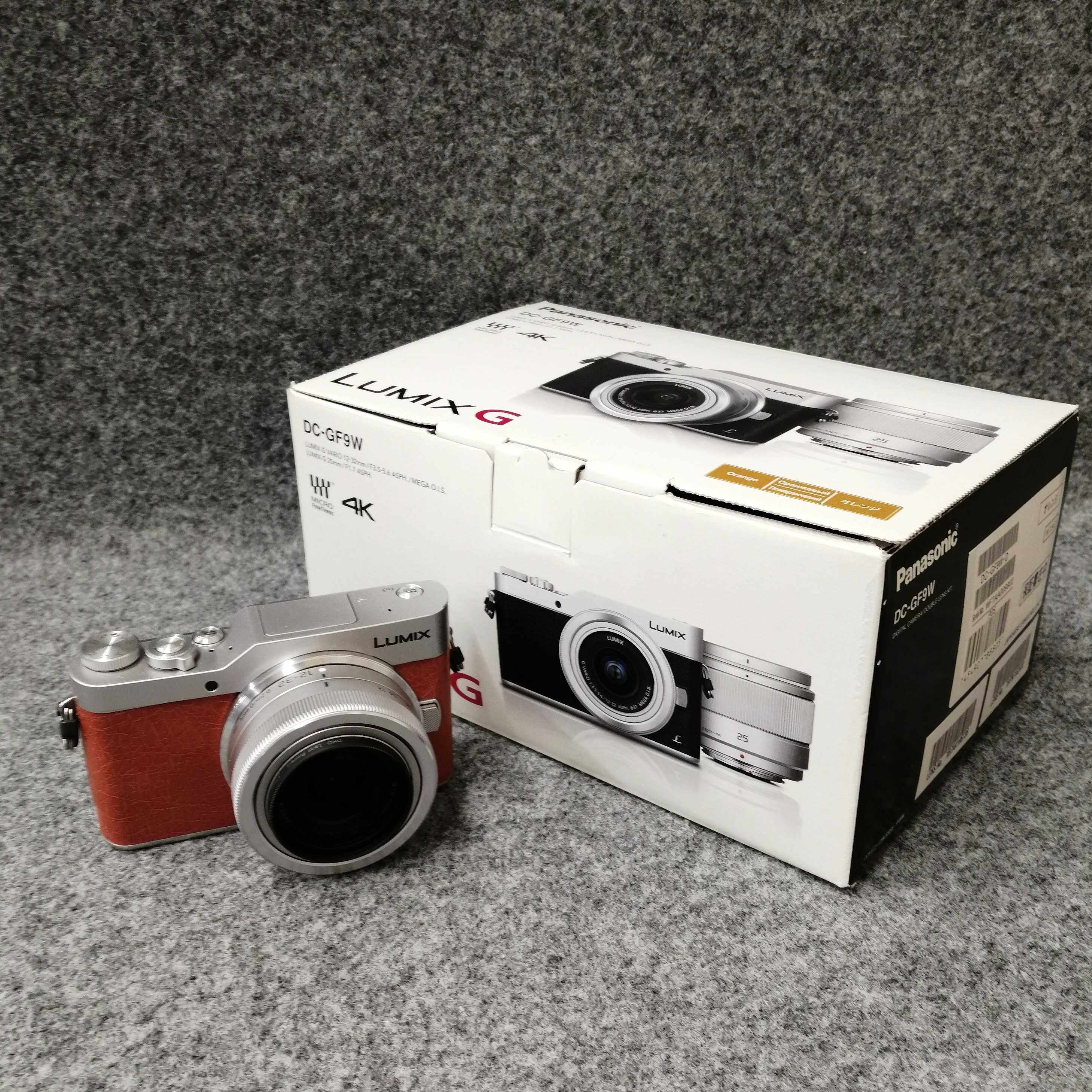 デジタルミラーレス一眼カメラ PANASONIC