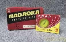 サファイヤ針|NAGAOKA