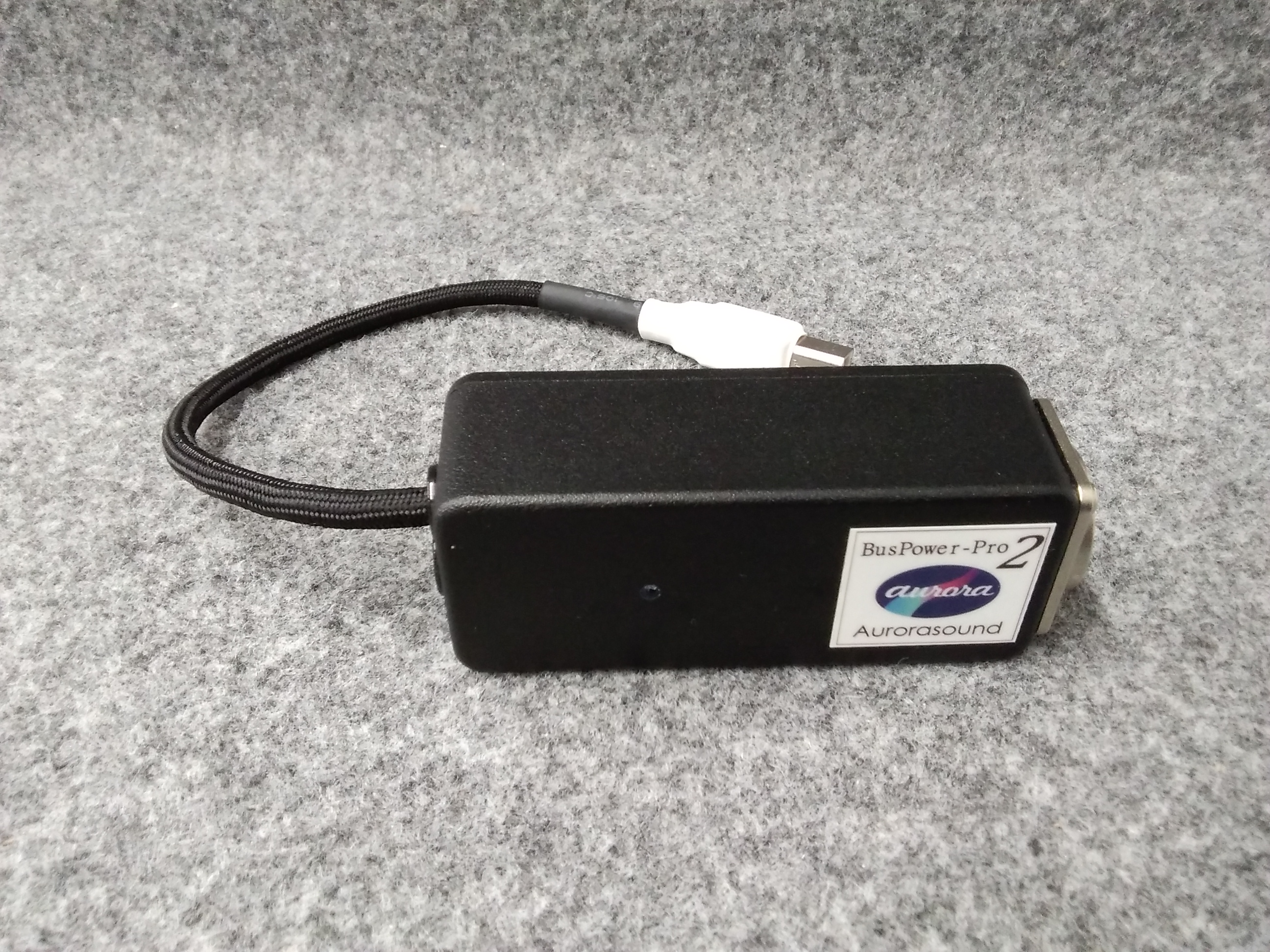 USBクリーン電源|AURORASOUND