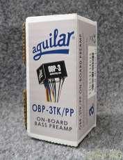 【未使用】ベース用内臓プリアンプ|AGUILAR