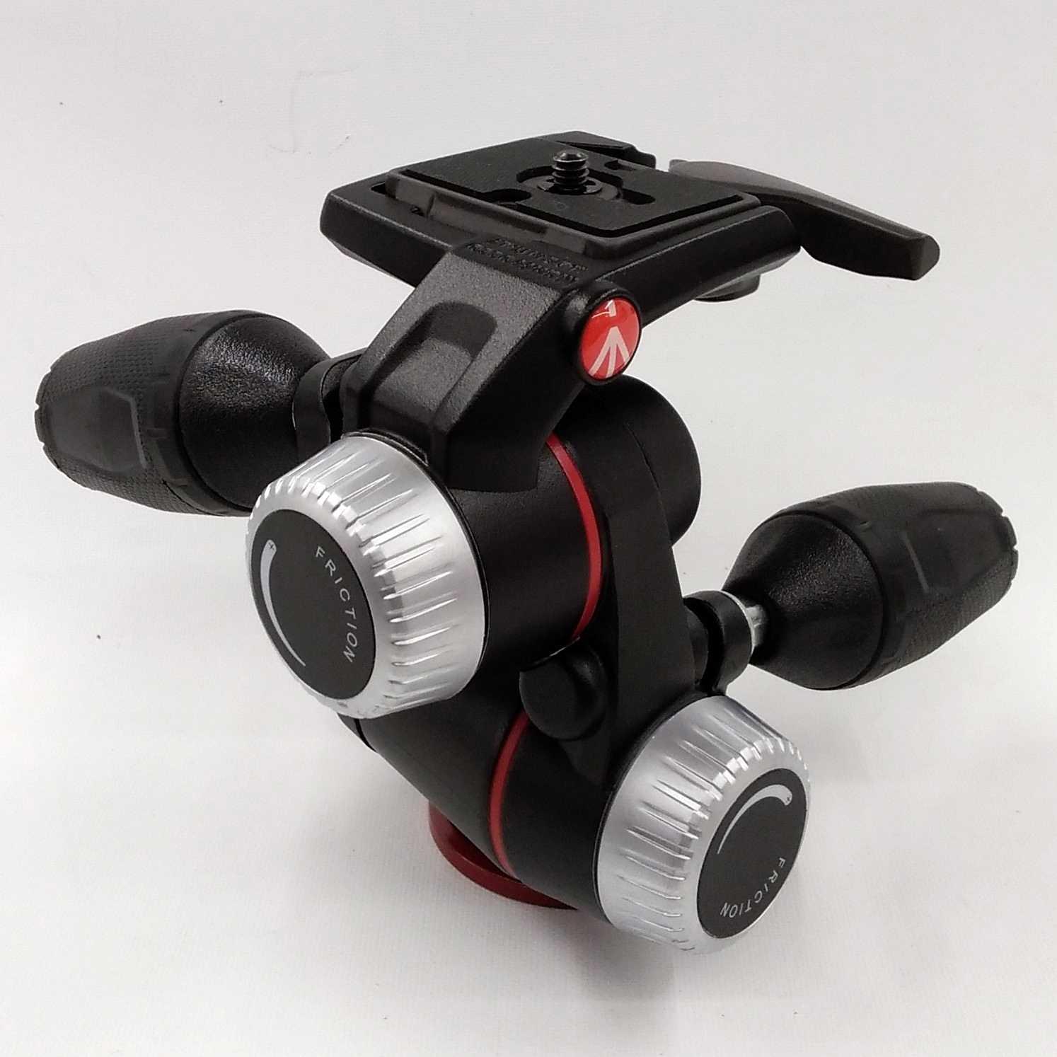 カメラ用雲台|MANFROTTO