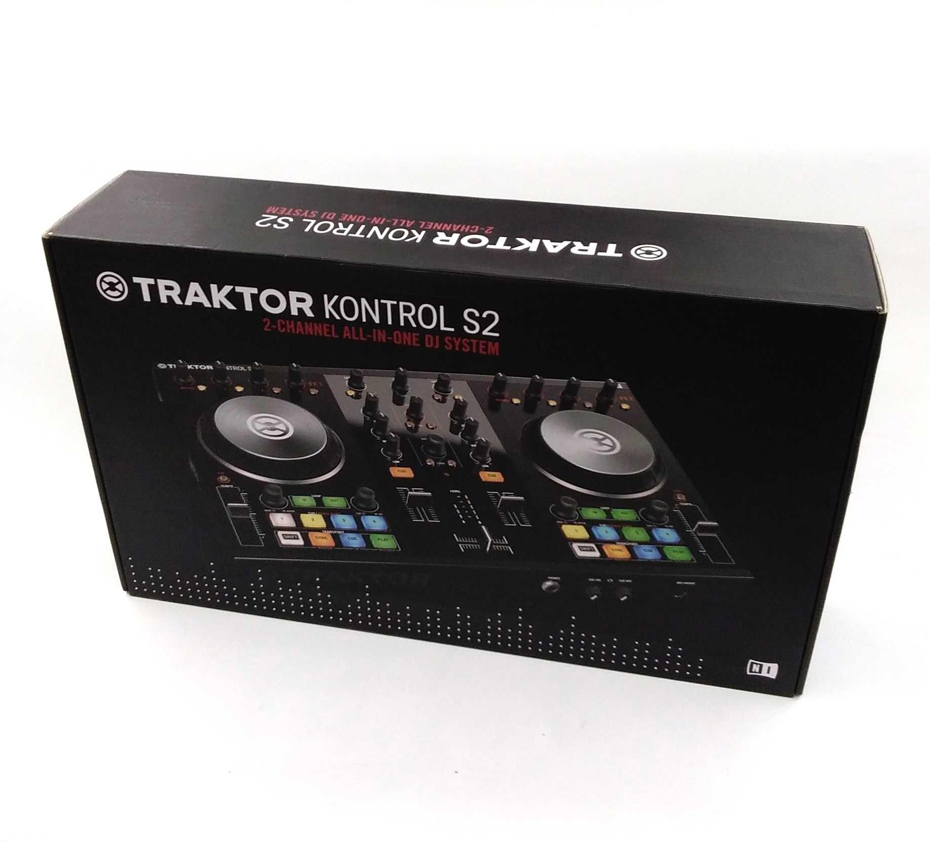 DJコントローラー|NATIVE INSTRUMENTS