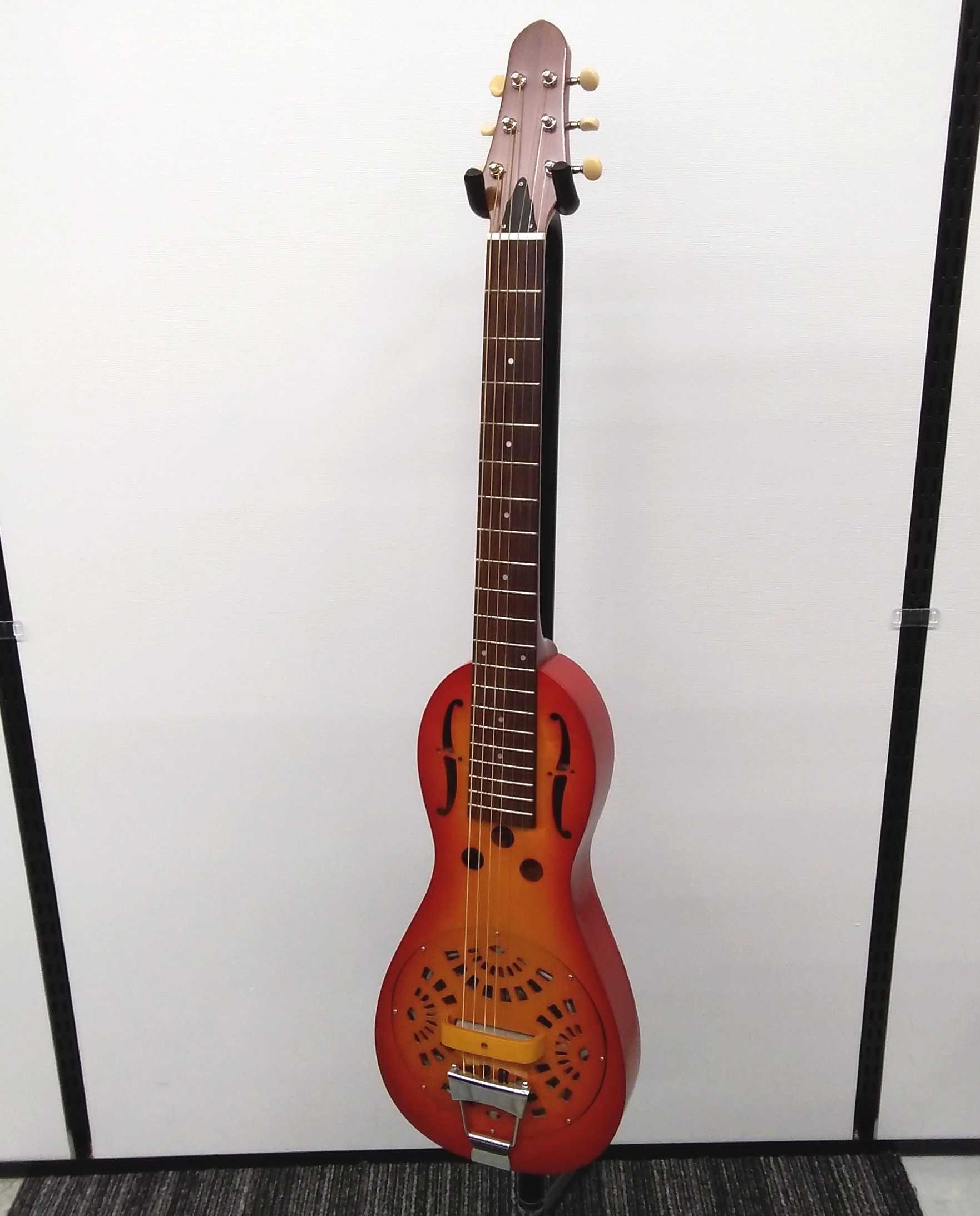 トラベルリゾネーターギター|HISTORY