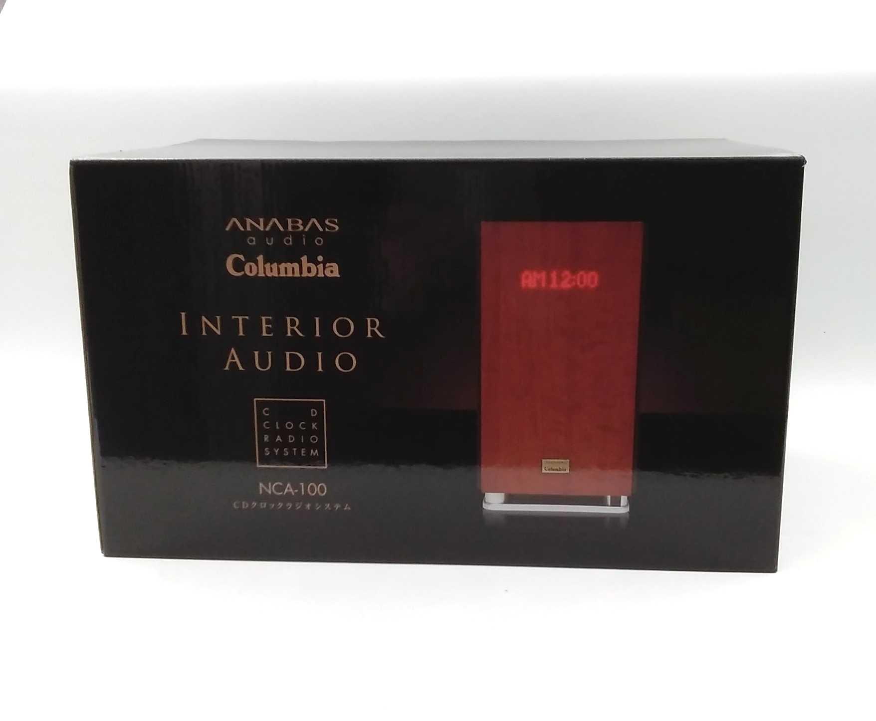 オーディオシステム|ANABAS/COLUMBIA