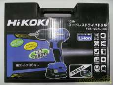 HIKOKI FDS 12DAL|HIKOKI