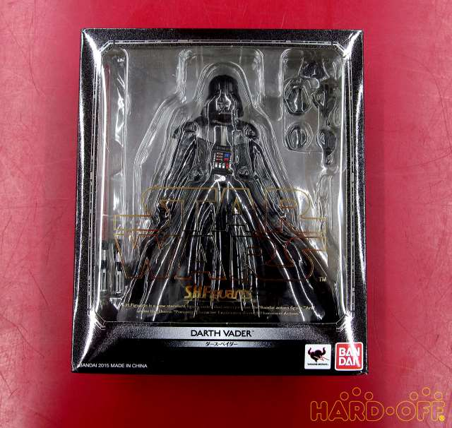 Bandai Shfiguarts Darth Vader Movie Comic Americano