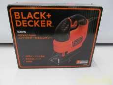 ジグソー|BLACK&DECKER
