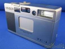 コンパクトフィルムカメラ MINOLTA
