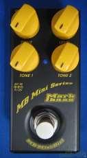 歪み系エフェクター|MARK BASS