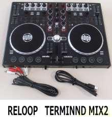 MIDIフィジカルコントローラー RELOOP