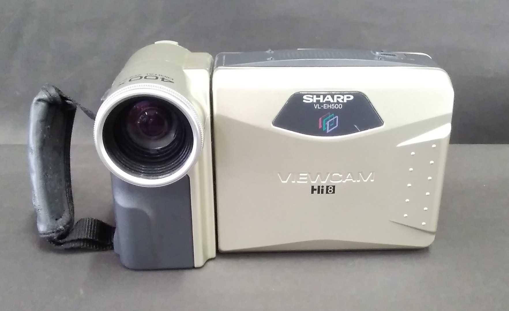 8ミリビデオカメラ|SHARP