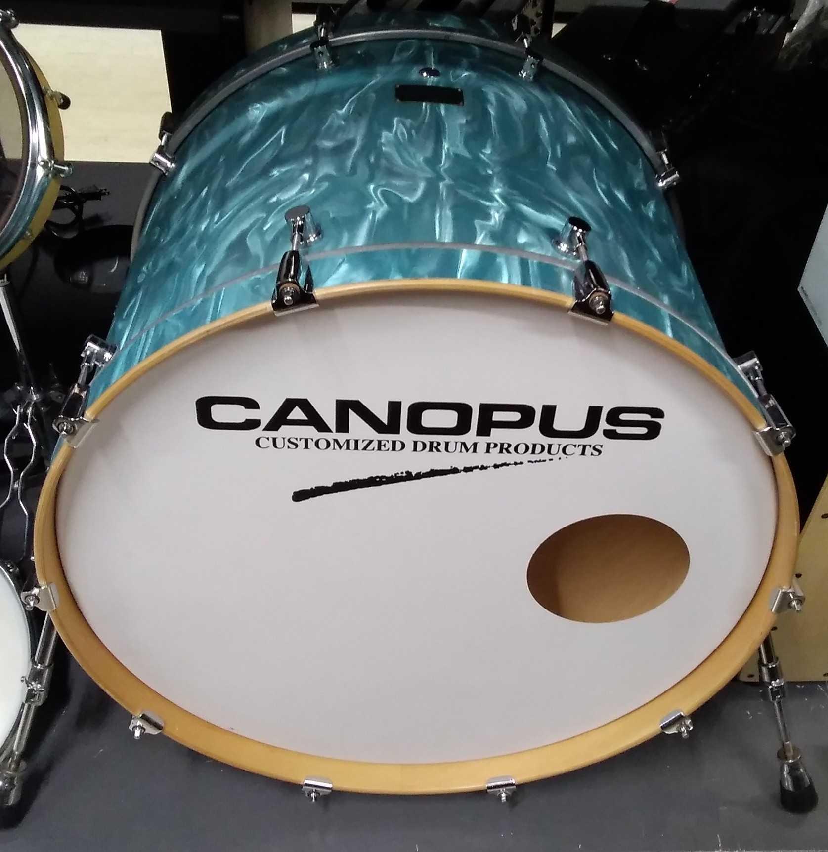 バスドラム|CANOPUS