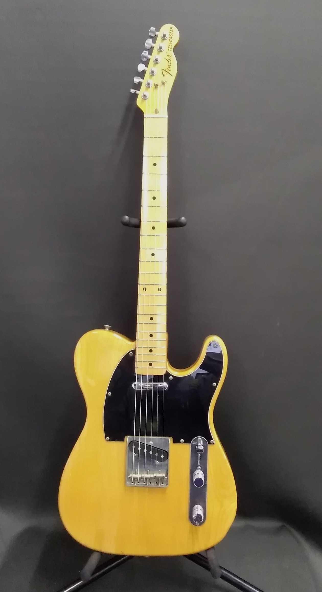 エレキギター|FENDER JAPAN