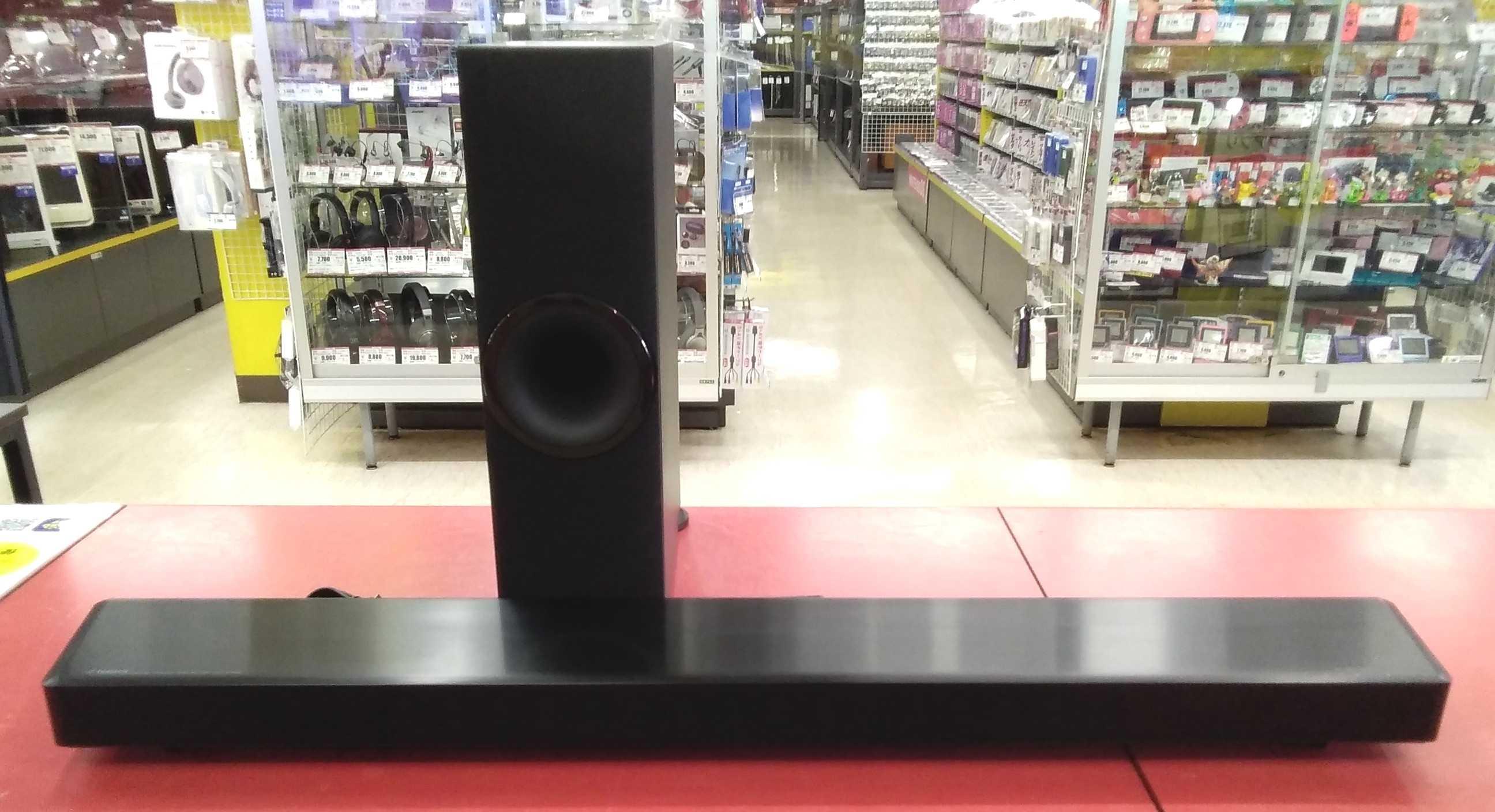 デジタル・サウンド・プロジェクター|YAMAHA