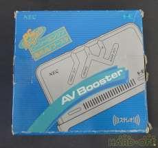 AVブースター|NEC