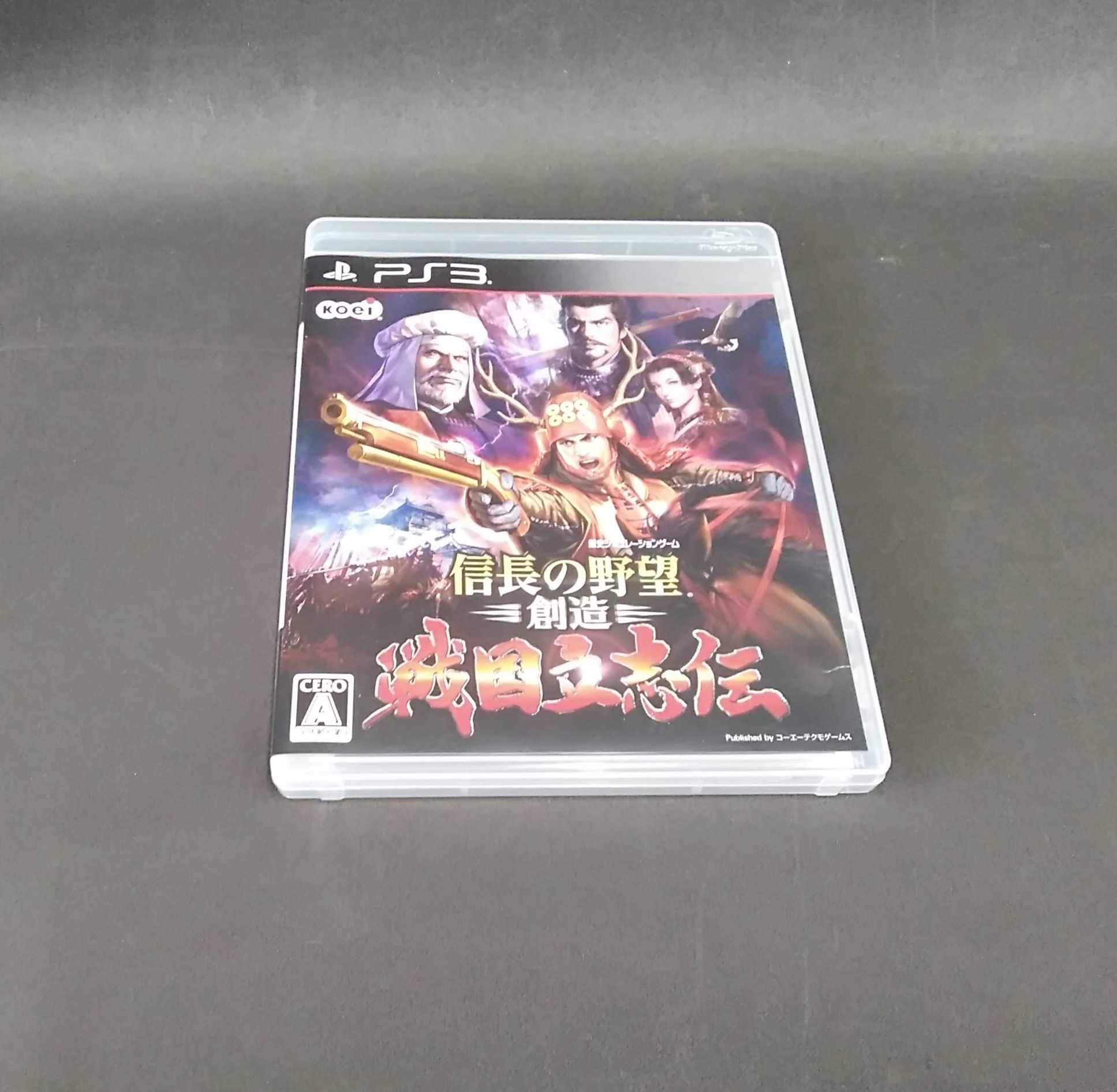 PS3ソフト|コーエーテクモゲームス