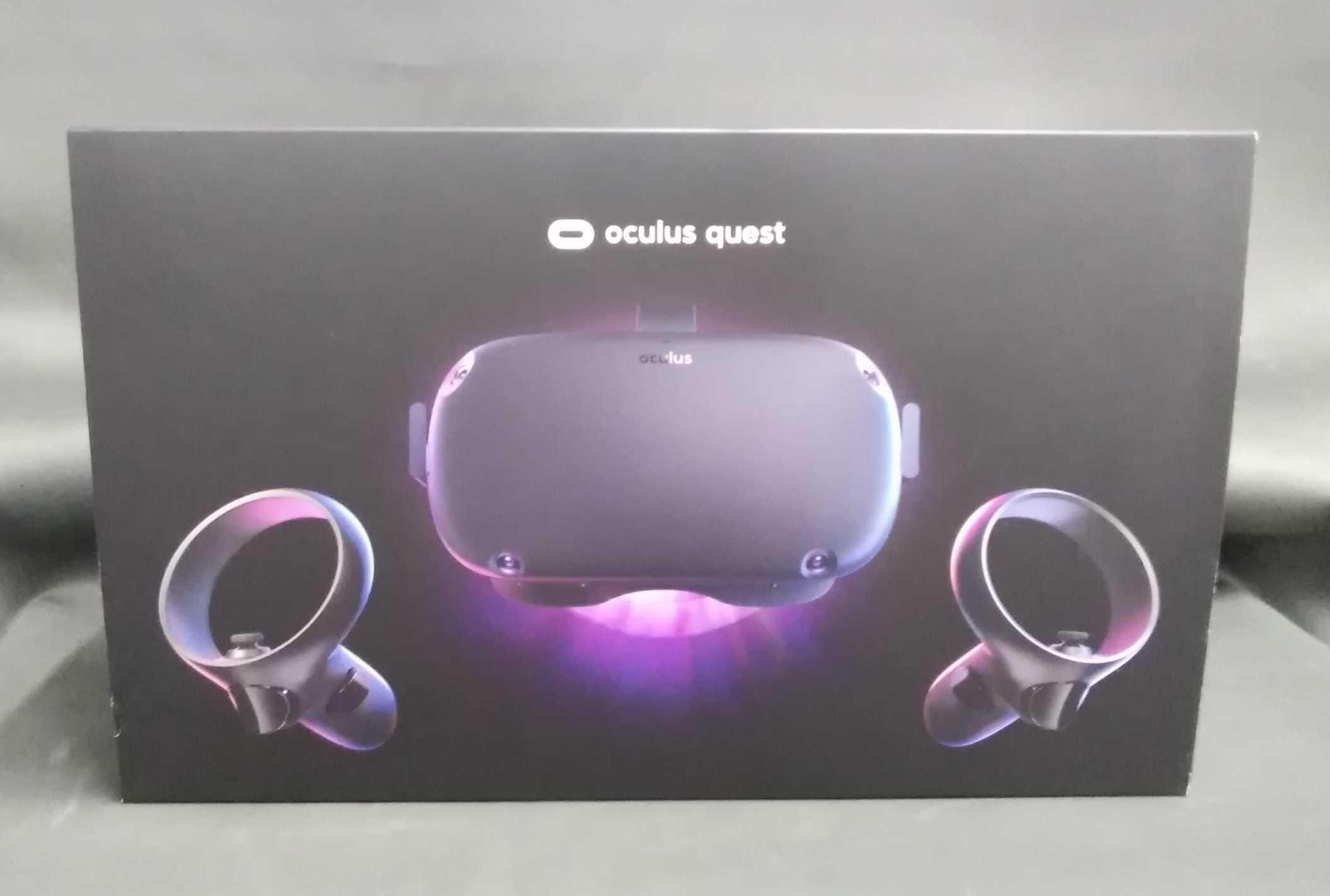 Oculus Quest|OCULUS