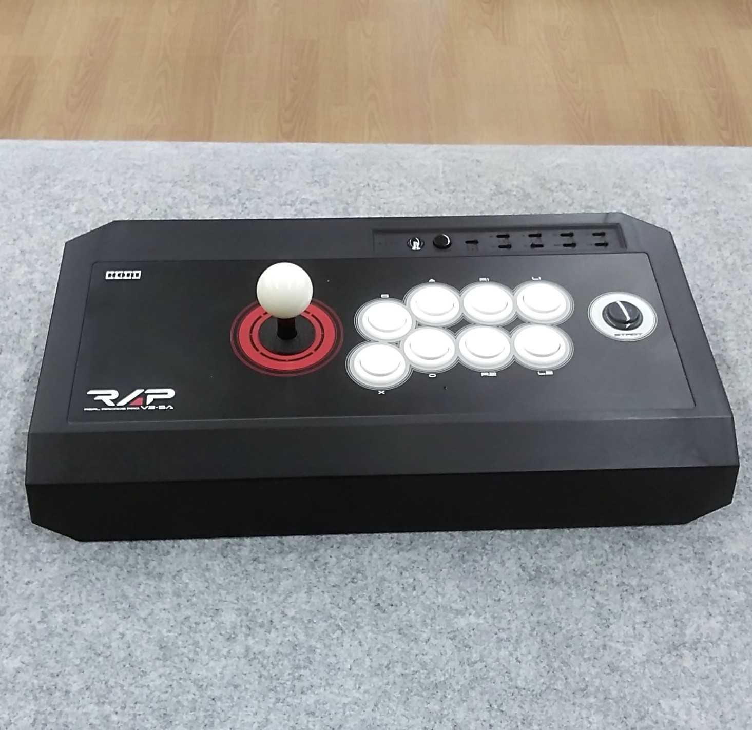 PS3用アーケードコントローラー|HORI