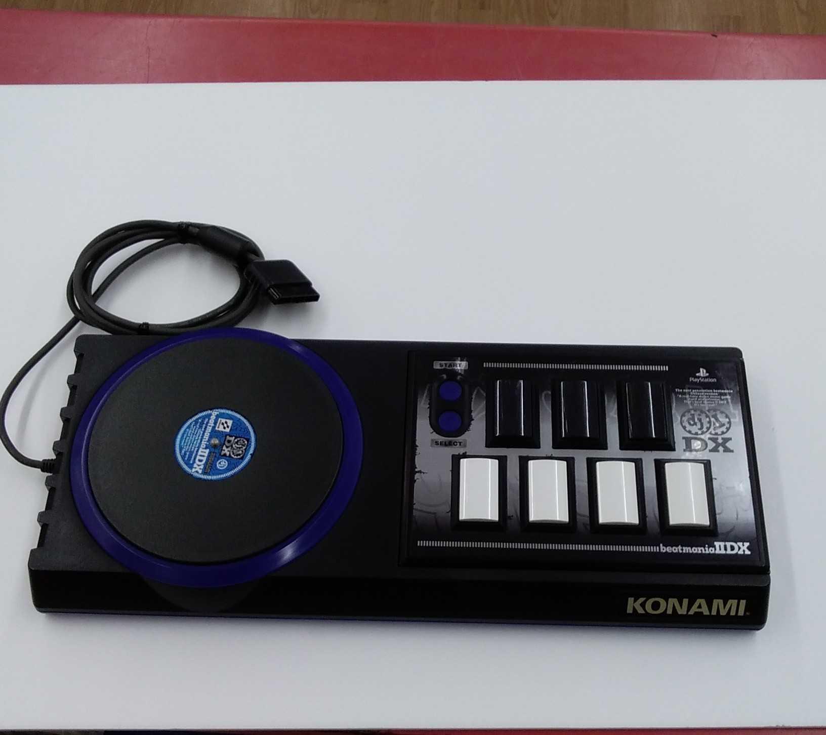 BEATMANIA IIDX用コントローラー KONAMI
