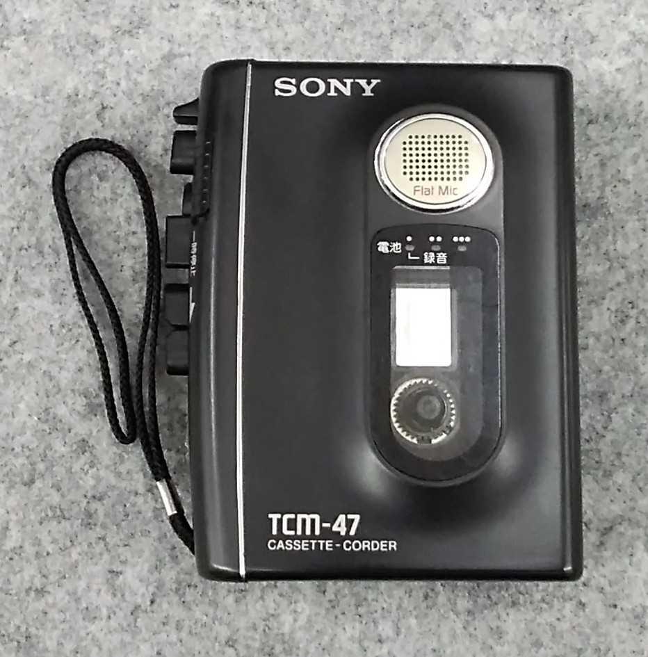 カセットテープレコーダー|SONY