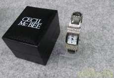クォーツ・アナログ腕時計 CECIL MCBEE