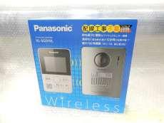 【未使用品】ワイヤレステレビドアホン|PANASONIC