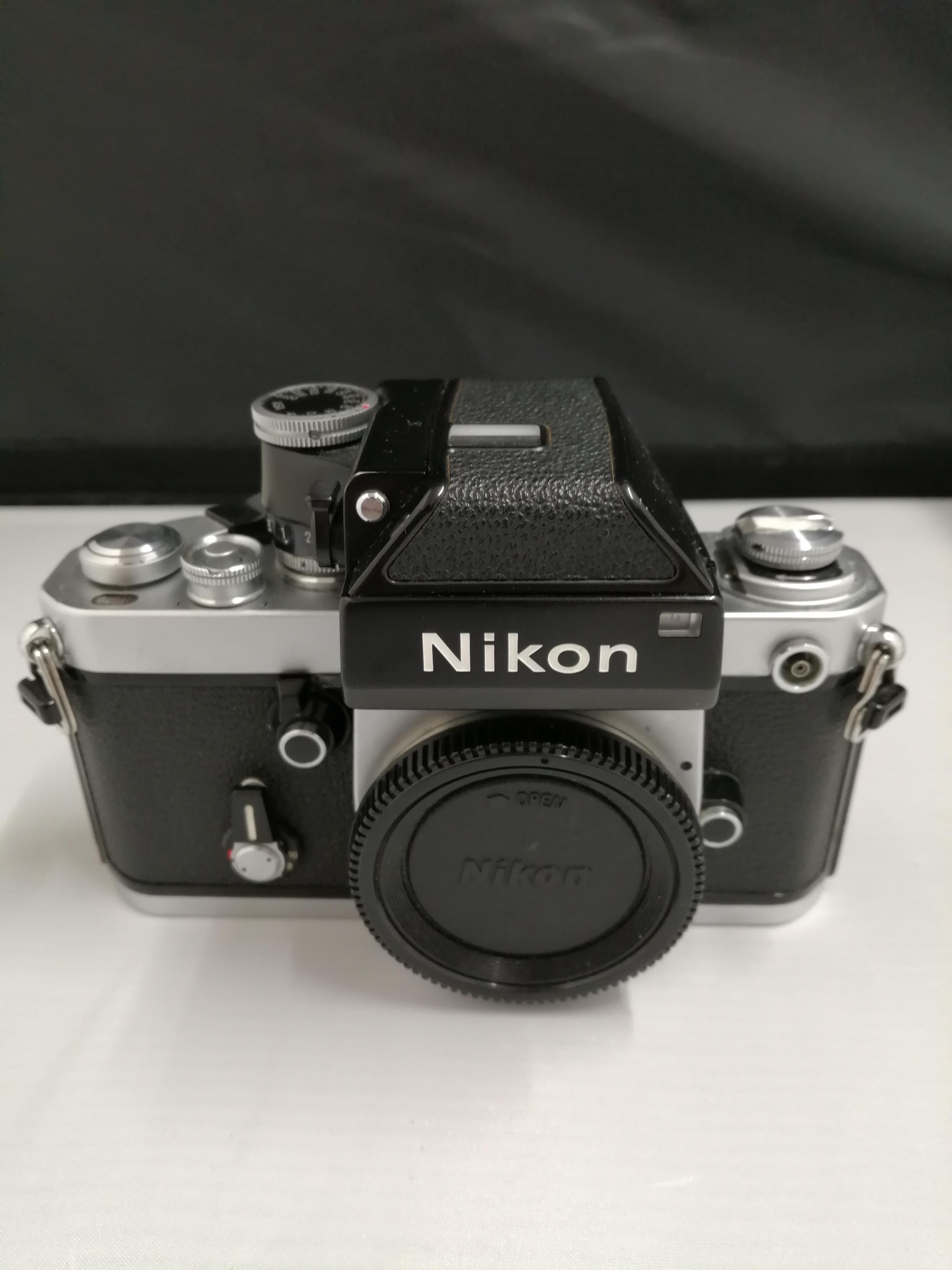 【ジャンク】フィルムカメラ|NIKON