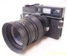 フジフィルム中判カメラ用レンズ|FUJICA