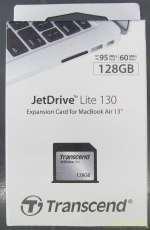 未使用品 (128GB) TRANSCEND